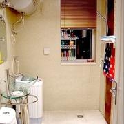 斑斓一居美家欣赏卫生间