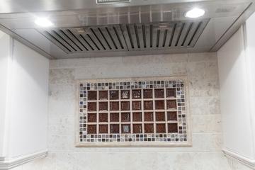 简欧白色别墅装饰赏析厨房背景