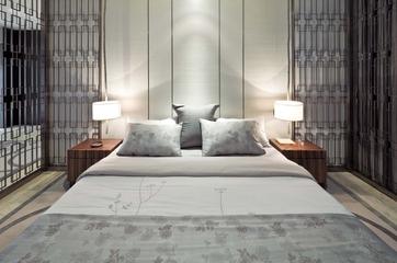 优雅新古典卧室床品