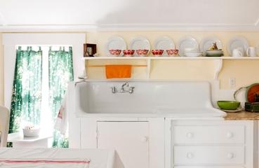 田园住宅效果图欣赏厨房