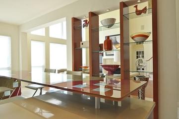 现代设计别墅装饰陈设台