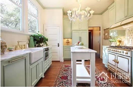 用精美的厨房设计来刺激你的味觉