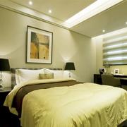 精致工艺现代住宅欣赏卧室效果