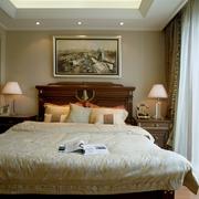 欧式风格效果套图卧室