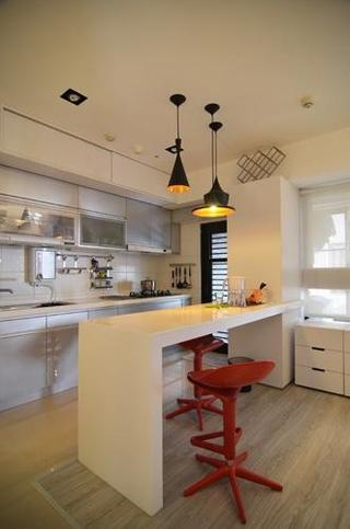 简约两居住宅欣赏厨房