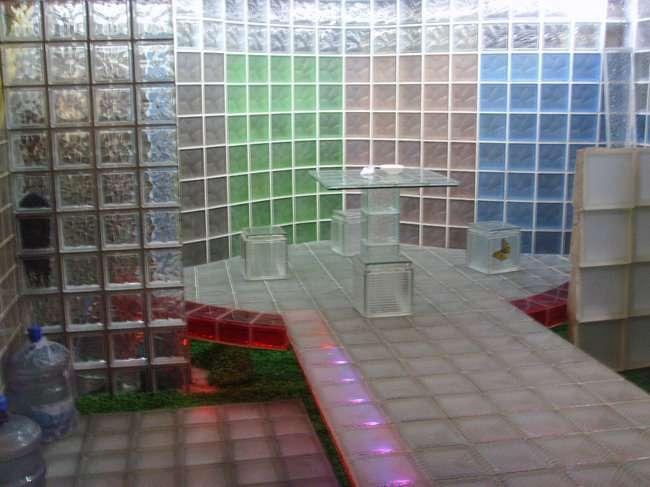玻璃砖施工工艺大全及验收标准