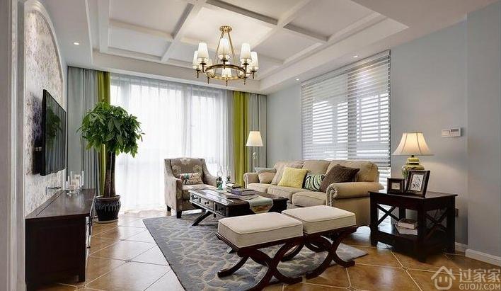 【臻品案例鉴赏】第31期「舒适系」——136㎡温馨优雅美式之家