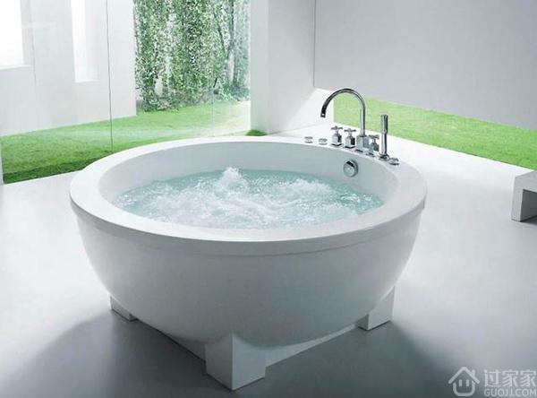 三个技巧教会你如何选择申鹭达浴缸