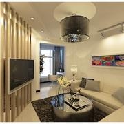 50平舒适简约一居室欣赏