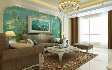 130平欧式花园洋房欣赏