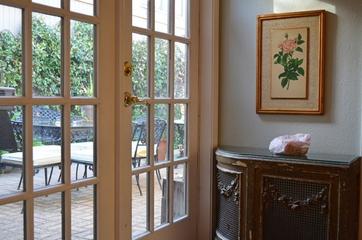 优雅低调美式乡村住宅欣赏客厅效果