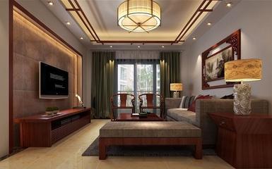 奢华新中式大宅欣赏