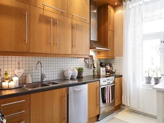 整洁优雅宜家风格欣赏厨房