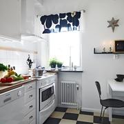 62平北欧舒适公寓欣赏厨房