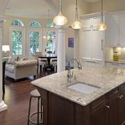 欧式风格别墅图厨房水槽