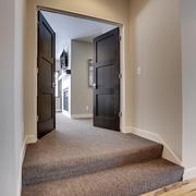 现代简约别墅效果图地台设计