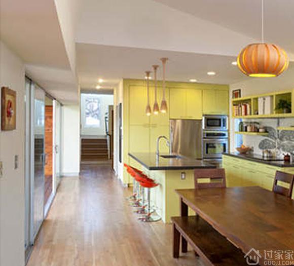 如果你家的厨房装修成这样 也可以成为别人家羡慕的厨房样板房