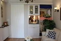 98平美式三居室欣赏客厅储物柜