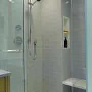 萨克森法式设计风格卫浴玻璃门