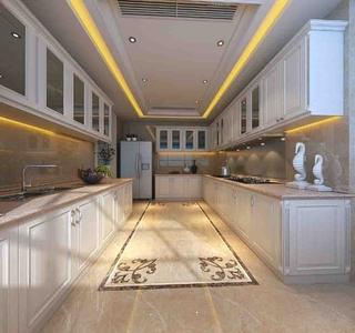 226平欧式典雅效果图欣赏厨房