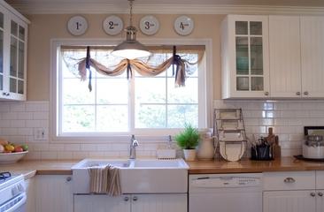 宜家风格住宅效果图欣赏厨房效果图