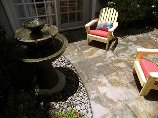 简约风格设计装饰欣赏庭院