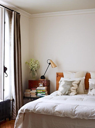 复式简约室内装修图次卧
