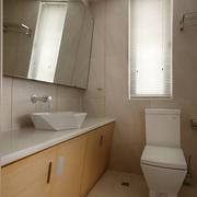 现代风格装修套图设计卫生间