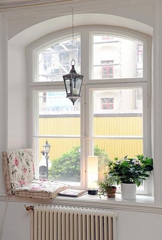 宜家风格别墅装饰套图窗台