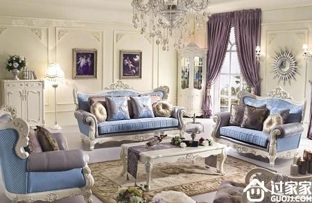 美式卧室家具这样搭配!