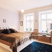 美美温馨美式住宅欣赏卧室