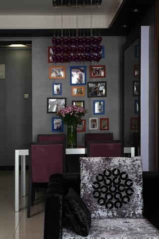 现代住宅设计套图餐厅