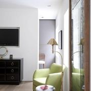 现代白色家居大宅欣赏客厅设计