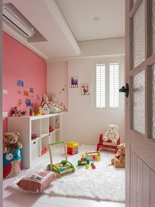 地中海温馨住宅欣赏儿童房