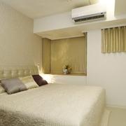 时尚两室一厅住宅欣赏卧室设计