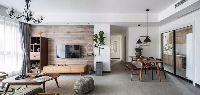 【臻品案例鉴赏】第47期「舒适系」——都市里的自然禅意之家