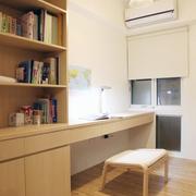 白色清爽日式风格欣赏卧室陈设