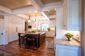 法式乡村别墅欣赏厨房