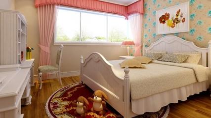 新古典三居室案例欣赏卧室衣柜