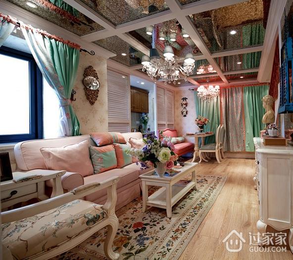 奢华欧式精装住宅欣赏