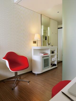 现代设计风格效果卧室