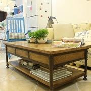 地中海小资户型住宅欣赏客厅摆件