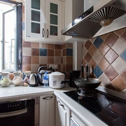 时尚家居 厨房橱柜装修效果图