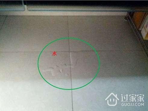 卫生间地砖渗水的原因及解决方法