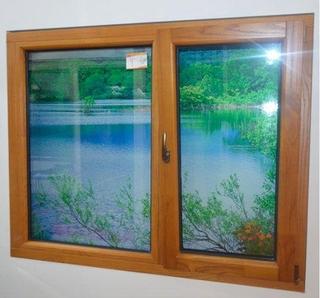 木包铝门窗清洁保养小技巧