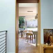现代简约设计室内门