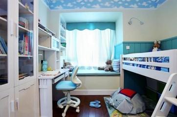 混搭三室两厅效果欣赏儿童房设计