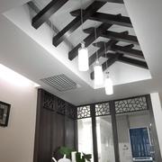 现代风格装修效果图吊顶