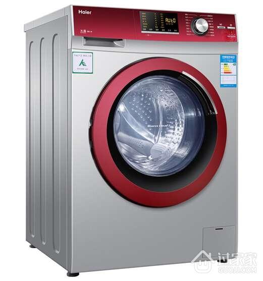 海尔滚筒洗衣机的清洗技巧