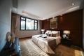 现代简洁卧室设计效果图